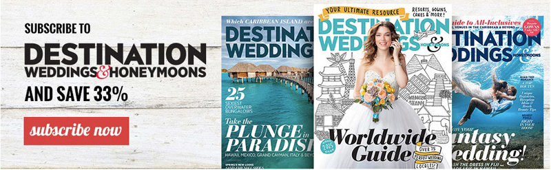 Destination Wedding and Honeymoon